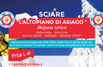 "Available pre-sales SKIPASS ""ASIAGO ALTOPIANO"" and ""GREAT GRANDIPLANS"" for winter season 2019/2020"