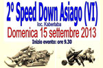 Speed Down ad Asiago