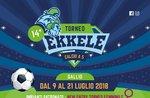 14° Edition Ekkele 5-a-Side-Fußball-Turnier im Juli vom 9. Juli bis 21 Gallium-2018