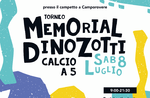 """Gedenkstätte """"Dino Zotti"""", 5-a-Side-Fußball-Turnier in Camporovere, Asiago Hochebene-Juli 8, 2017"""