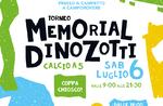 """Memorial """"Dino Zotti"""" 2019 - Torneo di calcio a 5 a Camporovere - 6 luglio 2019"""