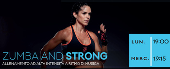 zumba and strong al centro kinesis di asiago