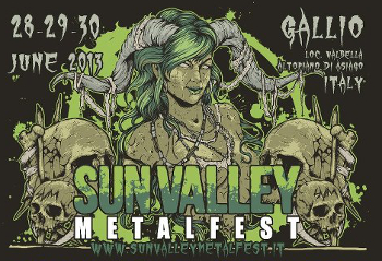Sun Valley Metal Fest Gallio 2013