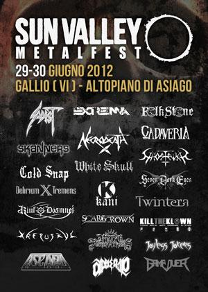 Sun Valley Metal Fest Gallio