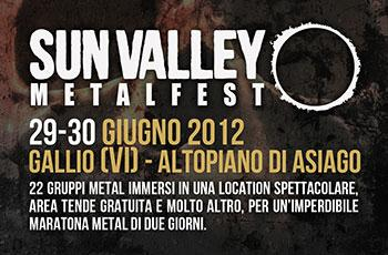 Sun Valley Metalfest Gallio Altopiano di Asiago