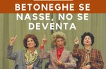 "Theateraufführung ""Betoneghe if nasse, no if it becomes"" in Canove di Roana - 12. August 2019"