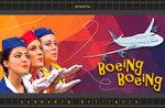 """Am Abend spielen Unternehmen """"Boeing Boeing,"""" Trentamicidellarte, 23. Juli 2016"""