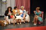 """Abend im Theater """"am Desturbo Novo und Na Clique Vecia"""" mit der Bruderschaft der Bagolo, Canove-August 13, 2017"""