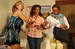 Spettacolo Teatrale con la Compagnia I LACHAREN, 9 agosto 2014 Treschè Conca