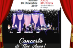CONCERTO OF END YEAR mit Ama Musica im Millepini Theater in Asiago - 28. Dezember 2019