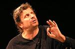Theater Show von und mit ALESSANDRO BERGONZONI bei Asiago, Millepini 4. Mai 2014