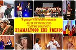 "Theater des Rispaar in Canove, ""Bramaltoco Ende Frends"", 30/31 Januar"