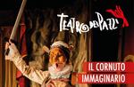 """Spettacolo teatrale """"IL CORNUTO IMMAGINARIO"""" a Canove di Roana - 7 agosto 2018"""