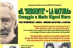 """Anzeigen von """"Sergeant-Natur"""", Teatro Eliseo di Asiago, 6. Dezember 2015"""