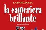 """Spettacolo teatrale """"LA CAMERIERA BRILLANTE"""" al teatro Millepini di Asiago, 22 novembre 2016"""