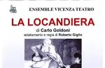 "Abend im Theater ""La Locandiera"" von Theaterensemble in Canove"