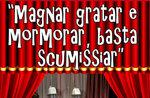 """Spettacolo teatrale """"Magnar gratar e mormorar..basta scumissiar"""" a Canove"""