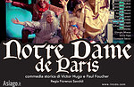 """Carnevale a Teatro con.. Notre Dame de Paris"", Teatro Millepini di Asiago"