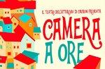 """Das Spiel """"Zimmer stundenweise"""" im Teatro Eliseo di Asiago-3 April 2018"""
