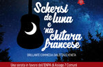 """Theateraufführung """"Scherzi de luna und na chitara French"""" in Asiago - 22. Dezember 2019"""