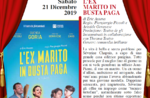 "Show ""The EX MARITO IN BUSTA PAGA"" im Millepini Theater in Asiago - 21. Dezember 2019"