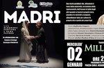 MADRI - Spettacolo teatrale ad Asiago - 2 gennaio 2019