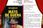 """MATO DE GUERA"" im Millepini Theater in Asiago - 11. Januar 2020"