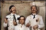"""Neue BARBARY CAMPOS""-Theateraufführung im Teatro Eliseo di Asiago-16 Januar 2018"