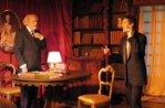 Der Besucher, WINTER-Theater Review, 31. Januar 2015 Asiago