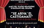 """Das Spiel """"Xis Arrivà el Castigamati"""" 1. August-Gallium-2018"""
