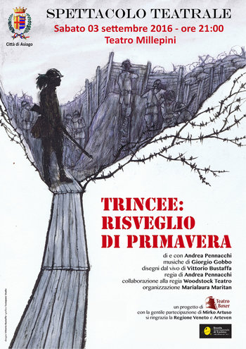 Trincee 2016 Spettacolo Teatrale