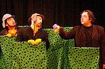 """Das Theaterstück """"ein hässliches Entlein keine Klimaanlage. Asiago-Pino Karer"""