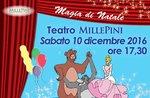"Theateraufführung ""Weihnachtszauber, Theater Millepini di Asiago, 10. Dezember 2016"