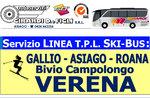 Orari SKI BUS GRATUITO linea GALLIO-ASIAGO-ROANA-BIVIO CAMPOLONGO-VERENA