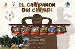 """""""El Campanon dei Cimbri"""", der Palio del Comune di Roana-Samstag, Juli 15, 2017"""