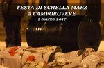 Schella Partei März in Camporovere di Roana, 1. März 2017
