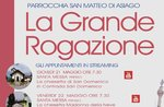 Great Rogation of Asiago: Live-Streams - 21.-23. Mai 2020
