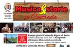 Musica&Storie in Contrada ad Asiago - Luglio/agosto 2018