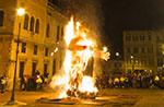 SCHELLA MARZ 2015 das Feuer des alten 26 28. Februar 2015 aus der Asiago