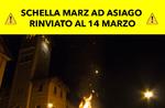 SCHELLA MARZ 2020 - Tradizionale festa con grande Falò della Vecia ad Asiago - 2 marzo 2020