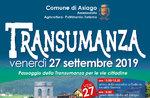 Transumanza 2019 - Durchgang der Kühe im Zentrum von Asiago - 27 September 2019