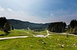 Reiseroute MTB Tour der Malghe: Asiago, Boscon, Val Magnaboschi, Monte Paa