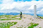 Route für Mountain Bike (MTB) auf Monte Ortigara-Altopiano di Asiago