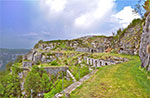 Strecke für Mountain Bike (MTB) Cesuna-Monte Cengio-Strong Corbin