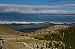Ausflug auf die Melettes von Foza und Monte Fior - Asiago Plateau