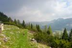 Itinerario ad anello Basa Senocio-Meatta-Campo Gallina-Bivio Italia-Galmarara