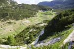 Itinerario escursione a Bivio Italia e Campo Gallina di Galmarara