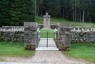 Military Cemetery Barenthal