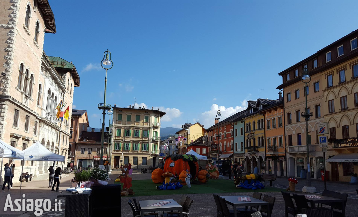 Tutto Pronto per Asiago da Fiaba 2017