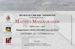Mostra di Matteo Massagrande